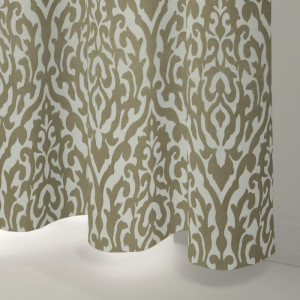 Style Studio Broadway Linen Curtain