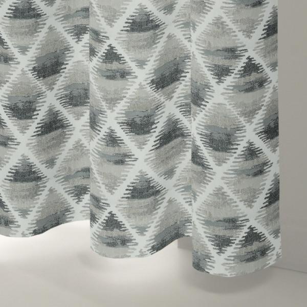 Style Studio Curtis Slate Curtain