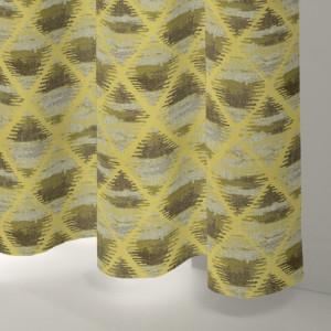 Style Studio Curtis Sunflower Curtain
