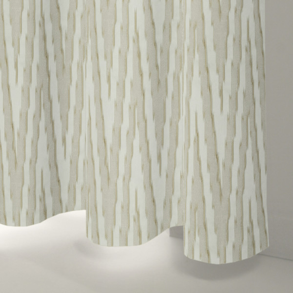 Style Studio Nixon Champagne Curtain