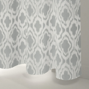 Style Studio Pandora Silver Curtain