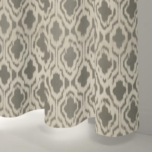 Style Studio Pandora Pewter Curtain