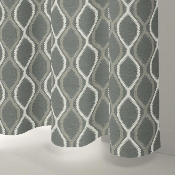 Style Studio Monroe Flint Curtain