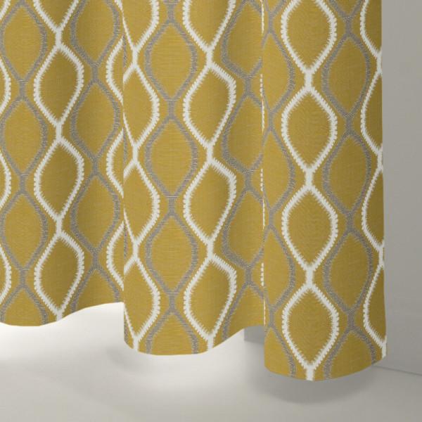 Style Studio Monroe Dijon Curtain