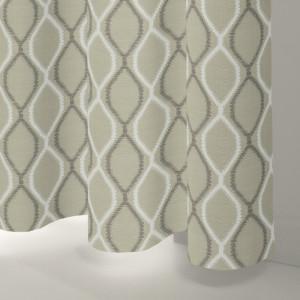 Style Studio Monroe Oyster Curtain