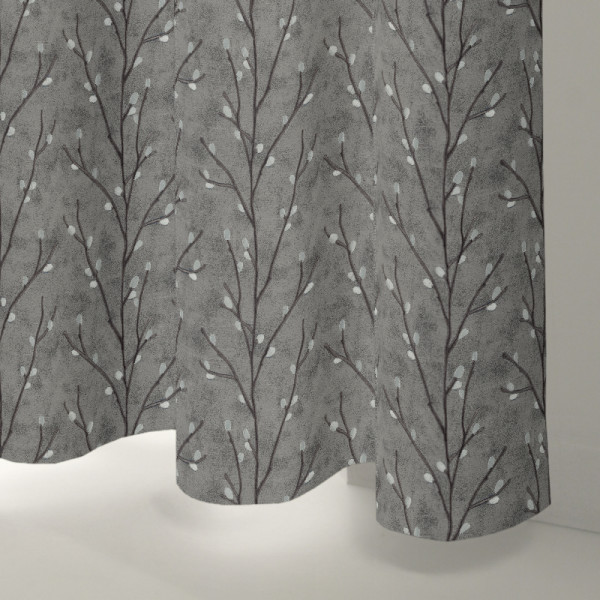 Style Studio Gia Smoke Curtain