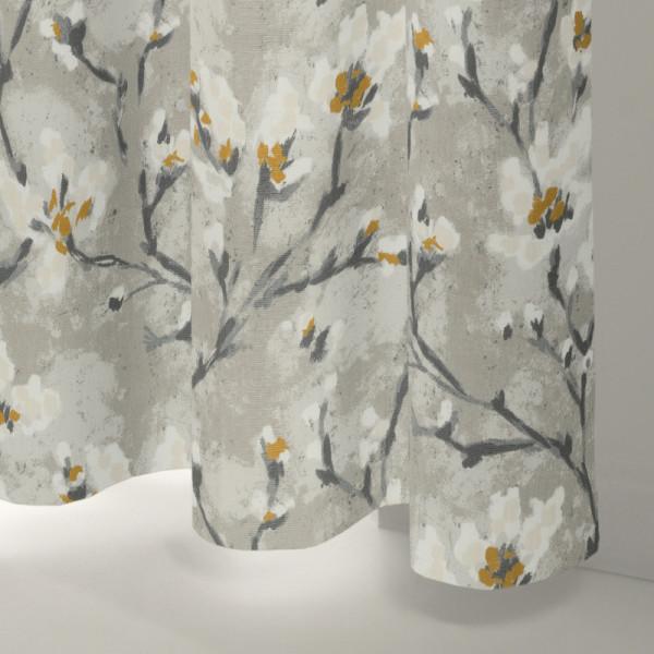 Style Studio Alegra Ochre Curtain