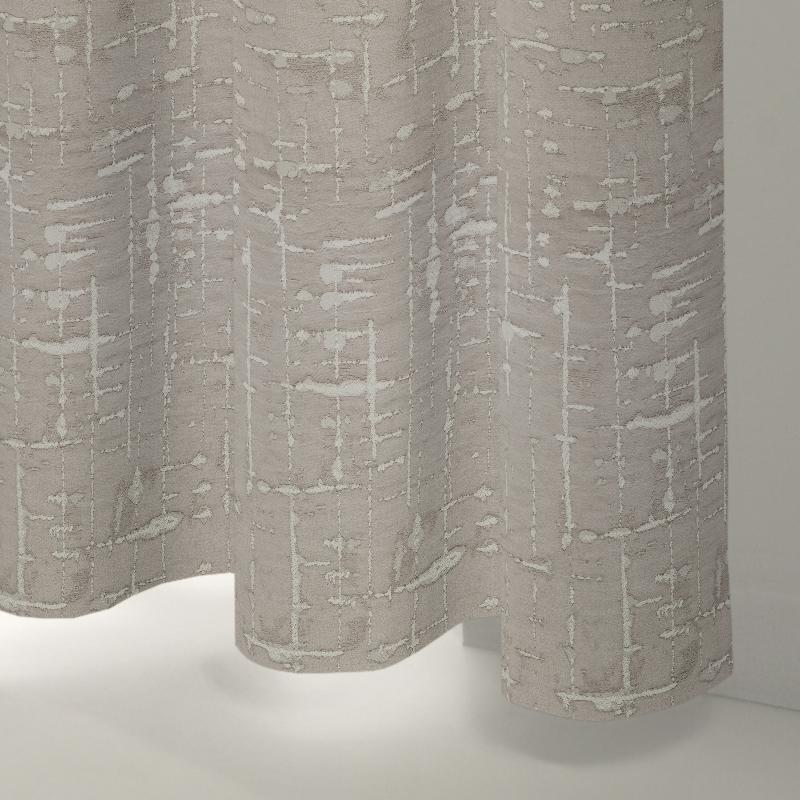 Style Studio Maverick Pewter Curtain