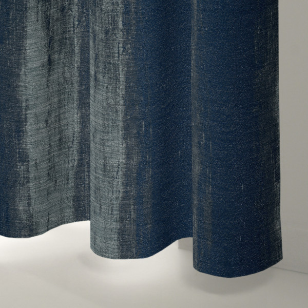 Style Studio Coco Navy Curtain
