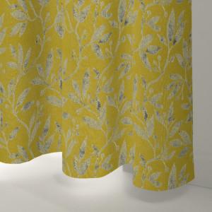 Style Studio Melrose Sunflower Curtain