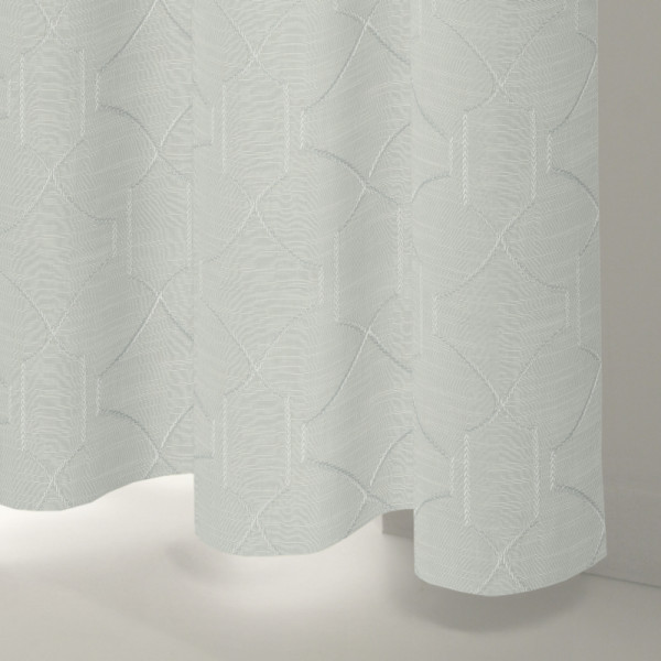 Style Studio Hudson Oyster Curtain