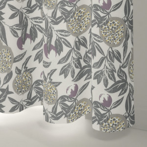Style Studio Cardi Plum Curtain