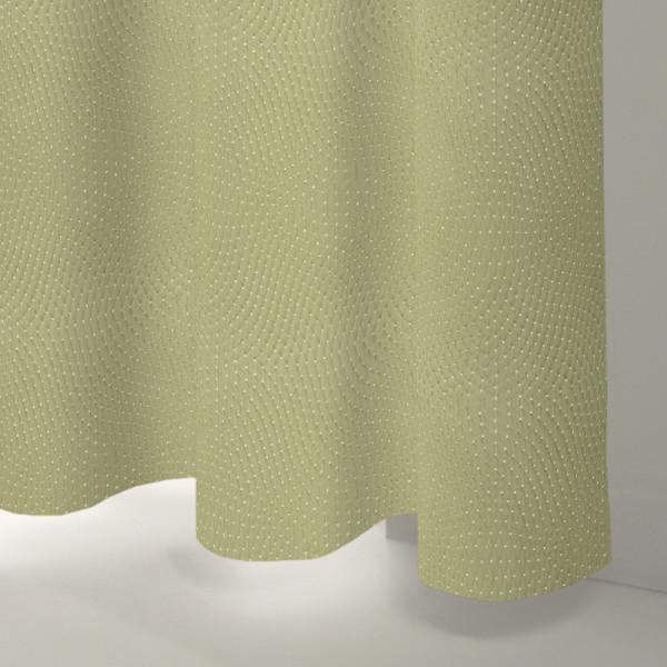 Style Studio Gemini Fern Curtain