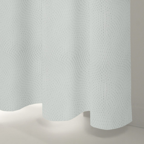Style Studio Gemini Silver Curtain