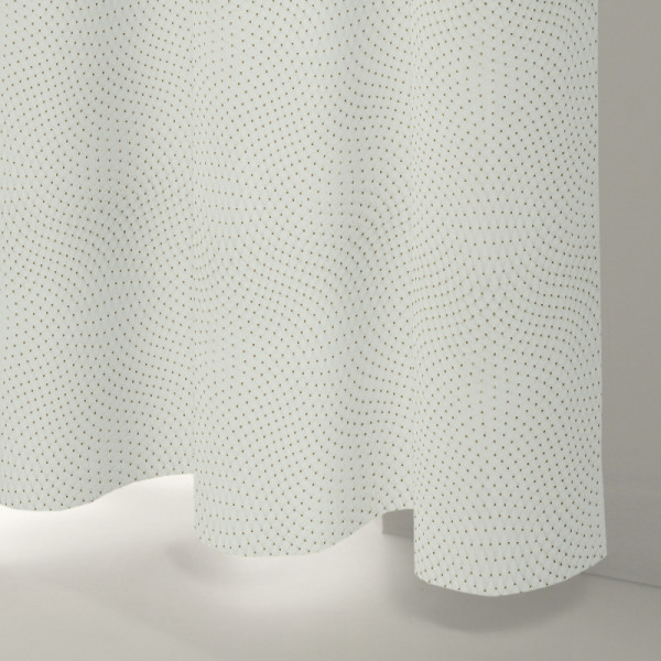 Style Studio Gemini Ivory Curtain