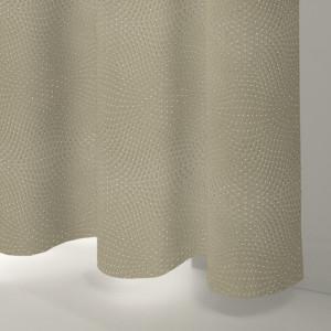 Style Studio Gemini Taupe Curtain