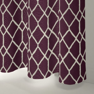 Style Studio Cam Berry Curtain