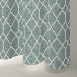 Style Studio Cam Seafoam Curtain