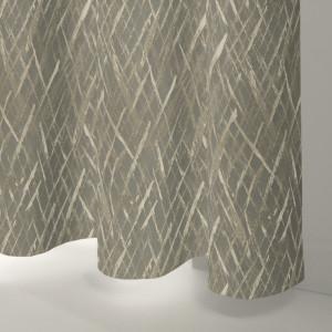 Style Studio Zyra Pewter Curtain