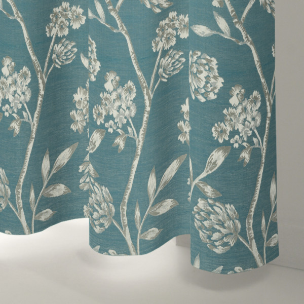 Style Studio Bonita Teal Curtain