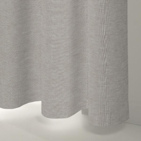Style Studio Hart Silver Curtain