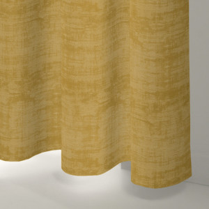 Style Studio Reign Ochre Curtain