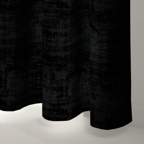 Style Studio Reign Raven Curtain