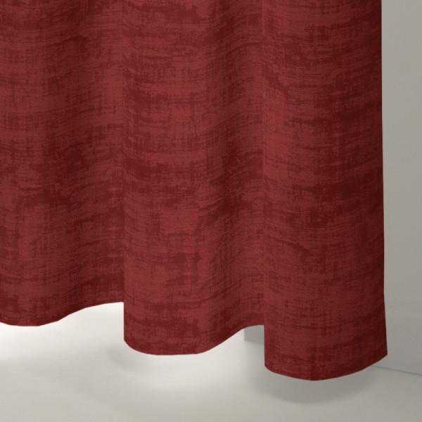 Style Studio Reign Claret Curtain