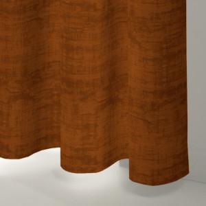 Style Studio Reign Saffron Curtain