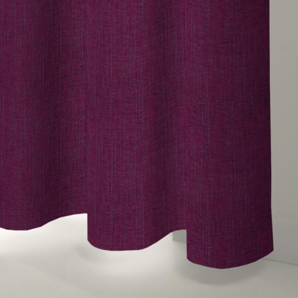 Style Studio Macy Magenta Curtain