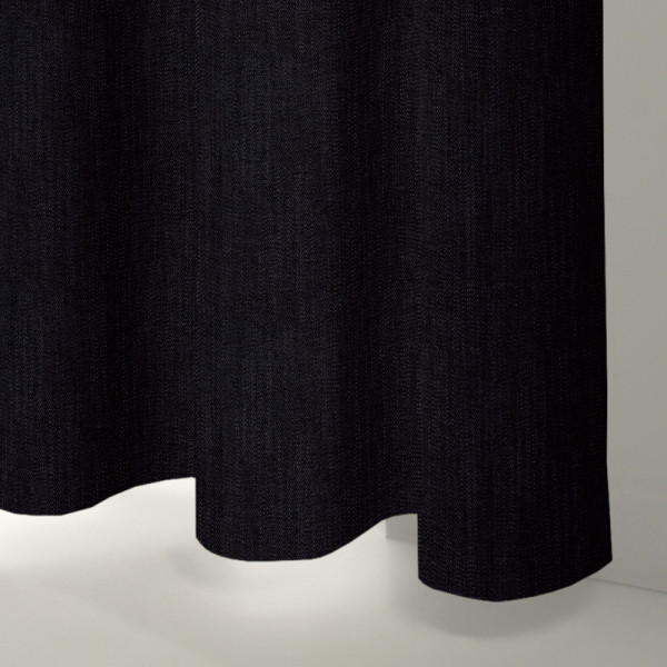 Style Studio Macy Noir Curtain