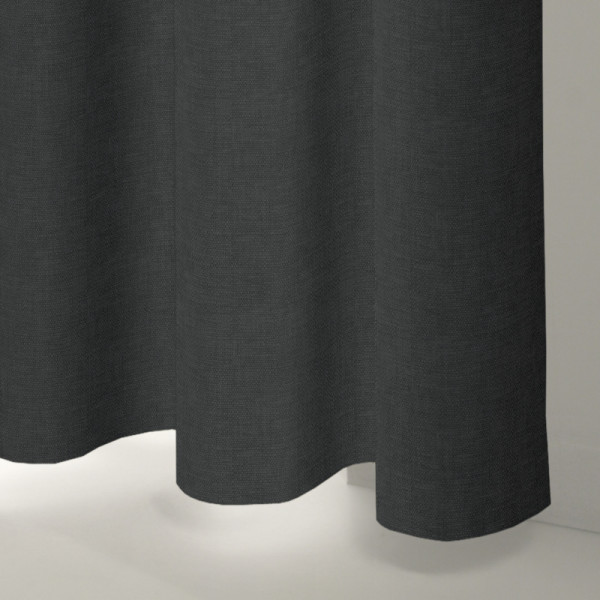Style Studio Lima Charcoal Curtain