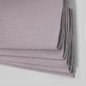 Style Studio Rattan Lavender Roman Blind