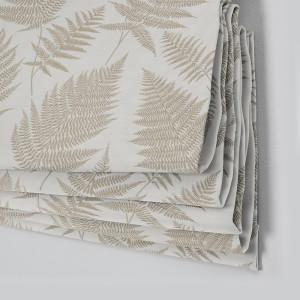 Style Studio Farrah Linen Roman Blind