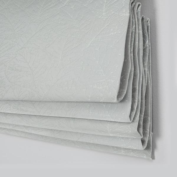 Style Studio Lismore Silver Roman Blind