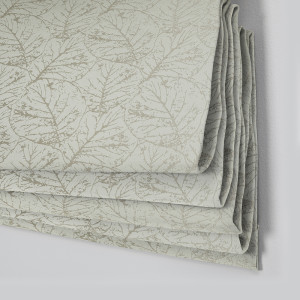 Style Studio Lismore Wheat Roman Blind