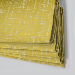Style Studio Maverick Mimosa Roman Blind