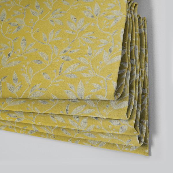 Style Studio Melrose Sunflower Roman Blind