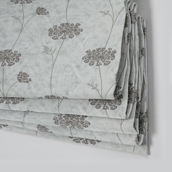 Style Studio Carter Smoke Roman Blind