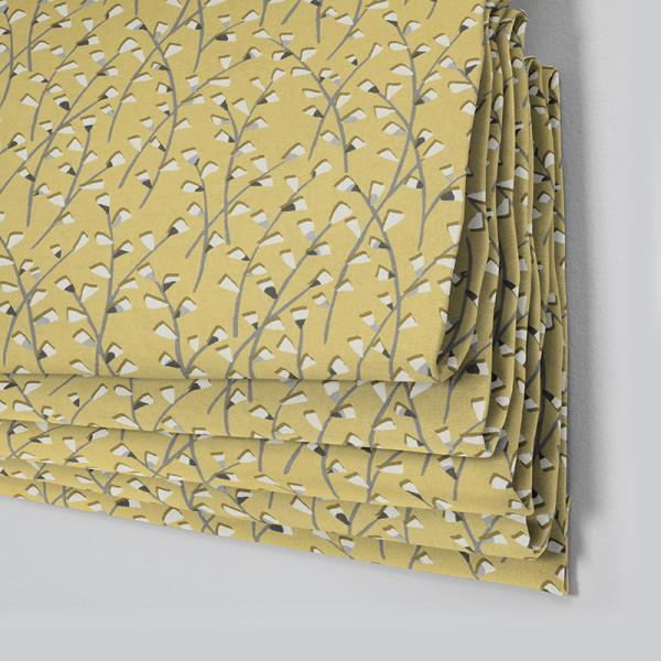 Style Studio Kilda Sunflower Roman Blind