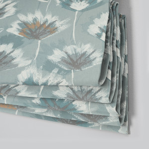 Style Studio Crosby Spa Roman Blind