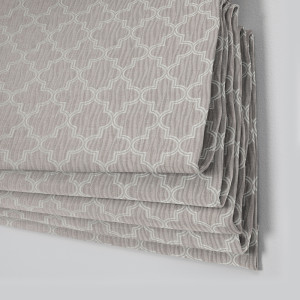 Style Studio Rocco Heather Roman Blind