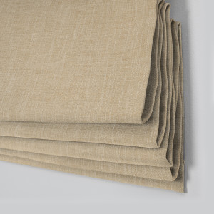 Style Studio Macy Wheat Roman Blind