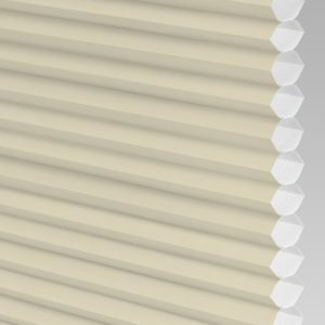 Style Studio HIVE MICRO Cream Cellular Blind