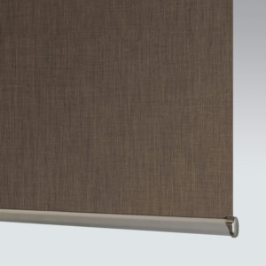Style Studio Issac Blackout Tweed Roller Blind