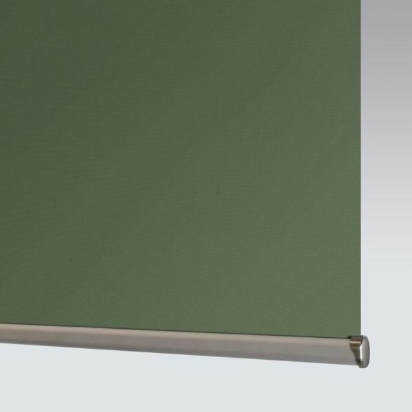 Style Studio Palette Forest Green Roller Blind