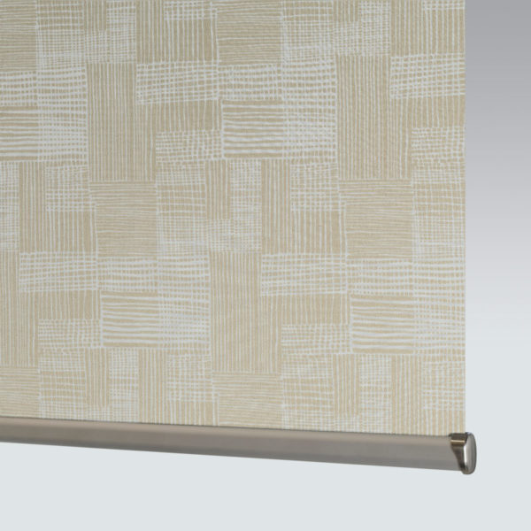 Style Studio Pastiche Gold Roller Blind