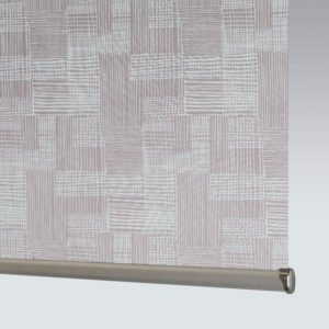 Style Studio Pastiche Rose Roller Blind