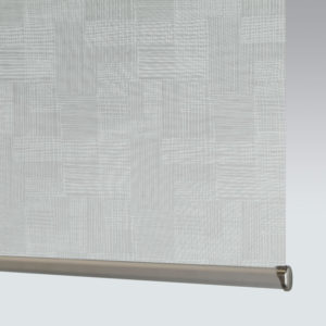 Style Studio Pastiche Silver Roller Blind