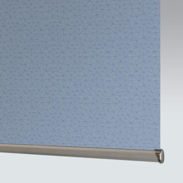 Style Studio Polygon asc Azure Roller Blind
